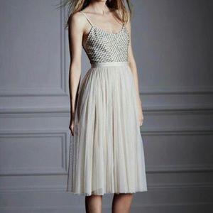 BHLDN Needle & Thread Beaded Coppelia Dress 2